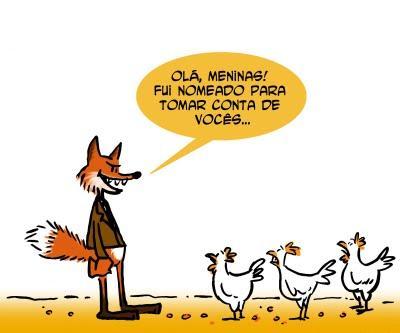 Resultado de imagem para a raposa e as galinhas